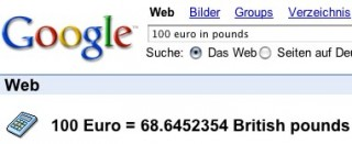 Google conversion