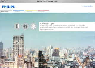 Philips City People Light